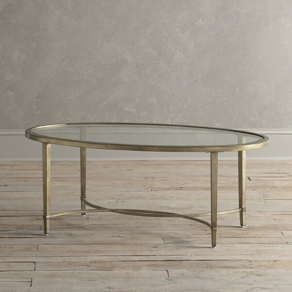 Modern Oval Coffee Tables Allmodern