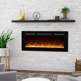 Built In Wall Fireplace Wayfair