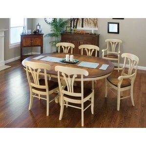 Wethersfield Extendable Dining Table by Conrad Grebel