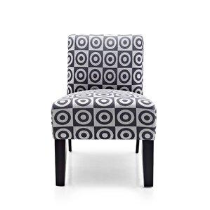 Bezanson Slipper Chair by Ebern Designs