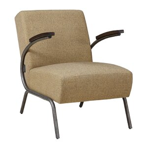 Melrose Club Armchair by INK+IVY