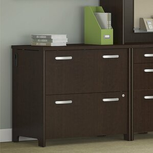 Benter 2 Drawer Lateral Filing Cabinet