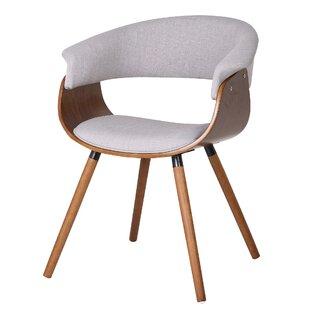 Zoe Bent Wood Accent Armchair