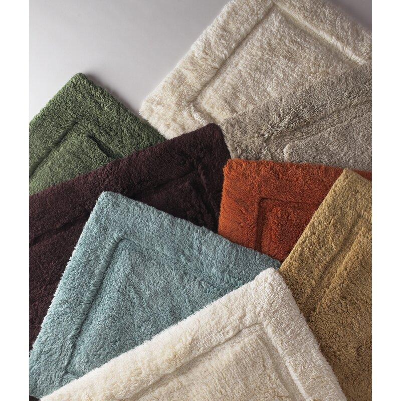 Egyptian Quality Cotton Non Slip Bath Rug