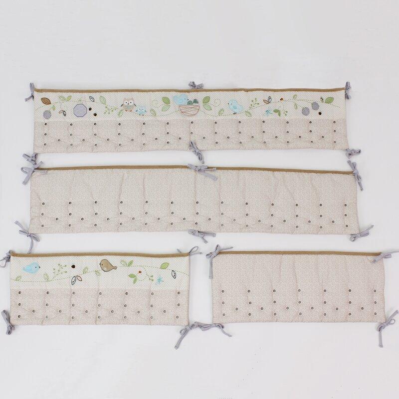 Nest Airflow Crib Bumper
