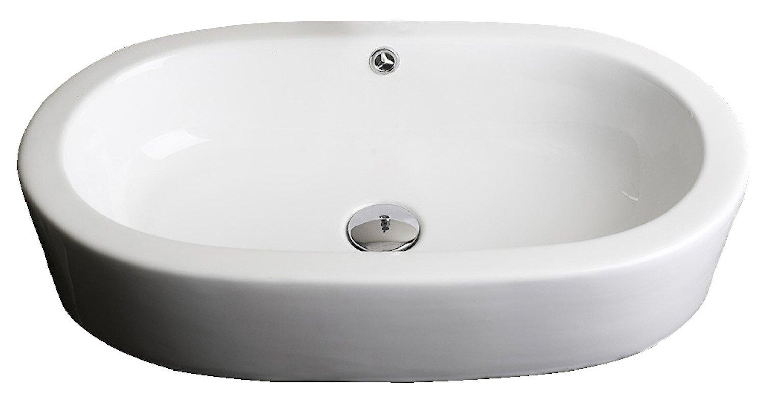Recessed bathroom sink - Default_name