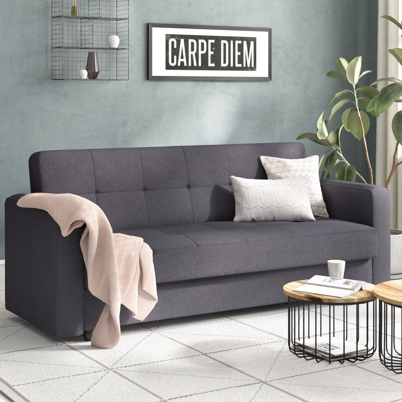 Leader Lifestyle Jensen 3 Seater Sofa Bed Amp Reviews