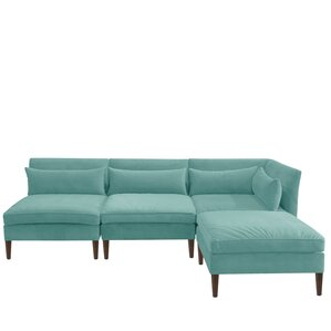 Alayna Modular Sectional by Brayden Studio
