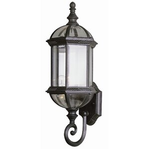 Clyde 1 Light Outdoor Sconce