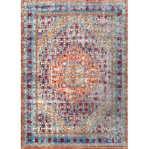 Ramon Light Blue Area Rug