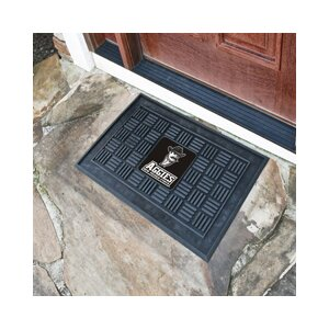 NCAA New Mexico State University Medallion Door Mat