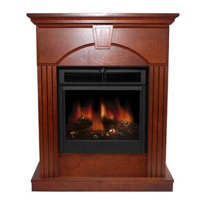 Cameron Electric Fireplace by Stonegate