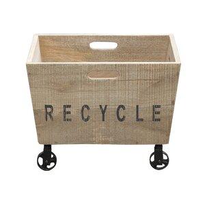 Kiste Tessa aus Holz von dCor design
