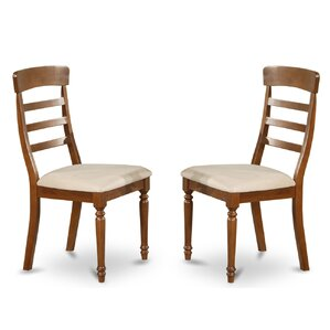 Vintage Side Chair (Set of 2) by Wooden I..