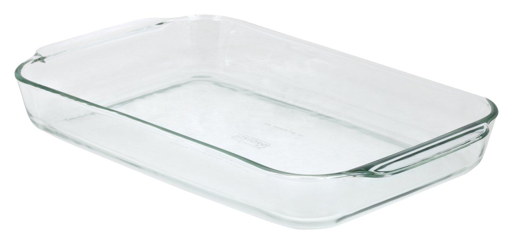 Pyrex Bakeware Rectangular Baking Dish amp Reviews Wayfair
