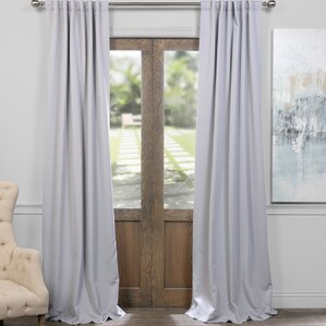 cairo blackout curtain panels set of 2