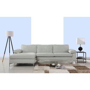 sc 1 st  Wayfair : modern sectional couch - Sectionals, Sofas & Couches