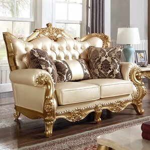 Bachus Loveseat by Astoria Grand