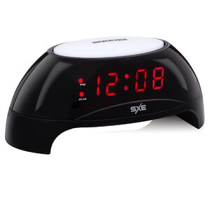 Nightlight Sunrise Simulator Alarm Clock