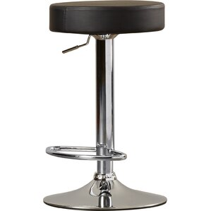 Adjustable Height Bar Stool by Zipcode Design