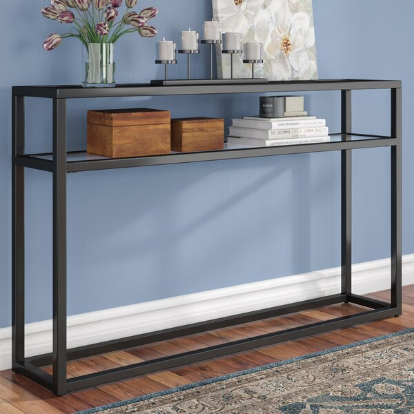detailed look 89f87 967db console table 50 inches You'll Love in 2019 | Wayfair