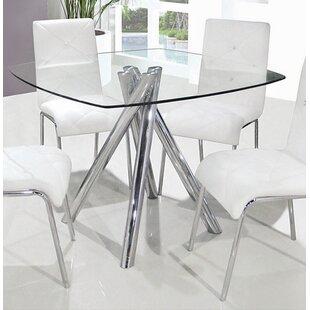 Modern Glass Dining Tables Allmodern