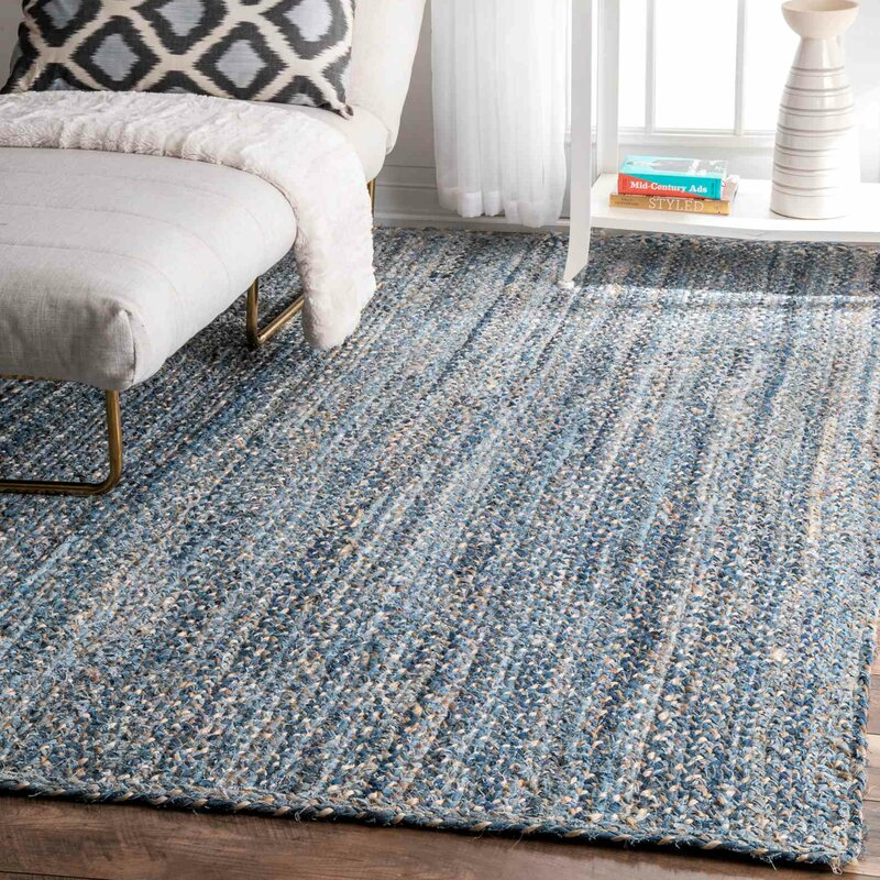 Cady Blue Area Rug Amp Reviews Birch Lane