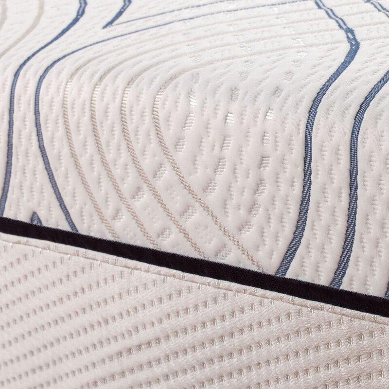 Sealy Sealy 14 Medium Memory Foam Mattress Wayfair