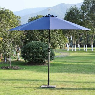 Gonsalves 4.6m Traditional Parasol by Lynton Garden