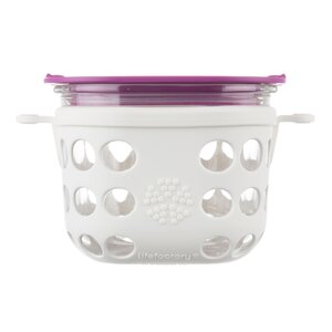 Glass 16 Oz. Food Storage Container