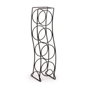 Curve 4 Bottle Tabletop Wine Rack by Spectrum Diversified