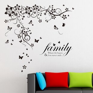 Family Quote | Family Quotes Wall Decals Wayfair