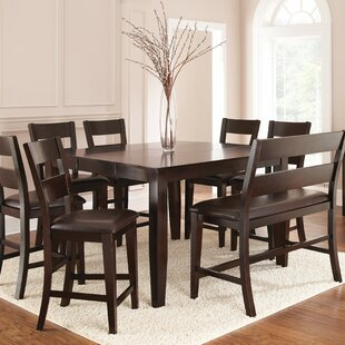 Wynwood 8 Piece Counter Height Dining Set