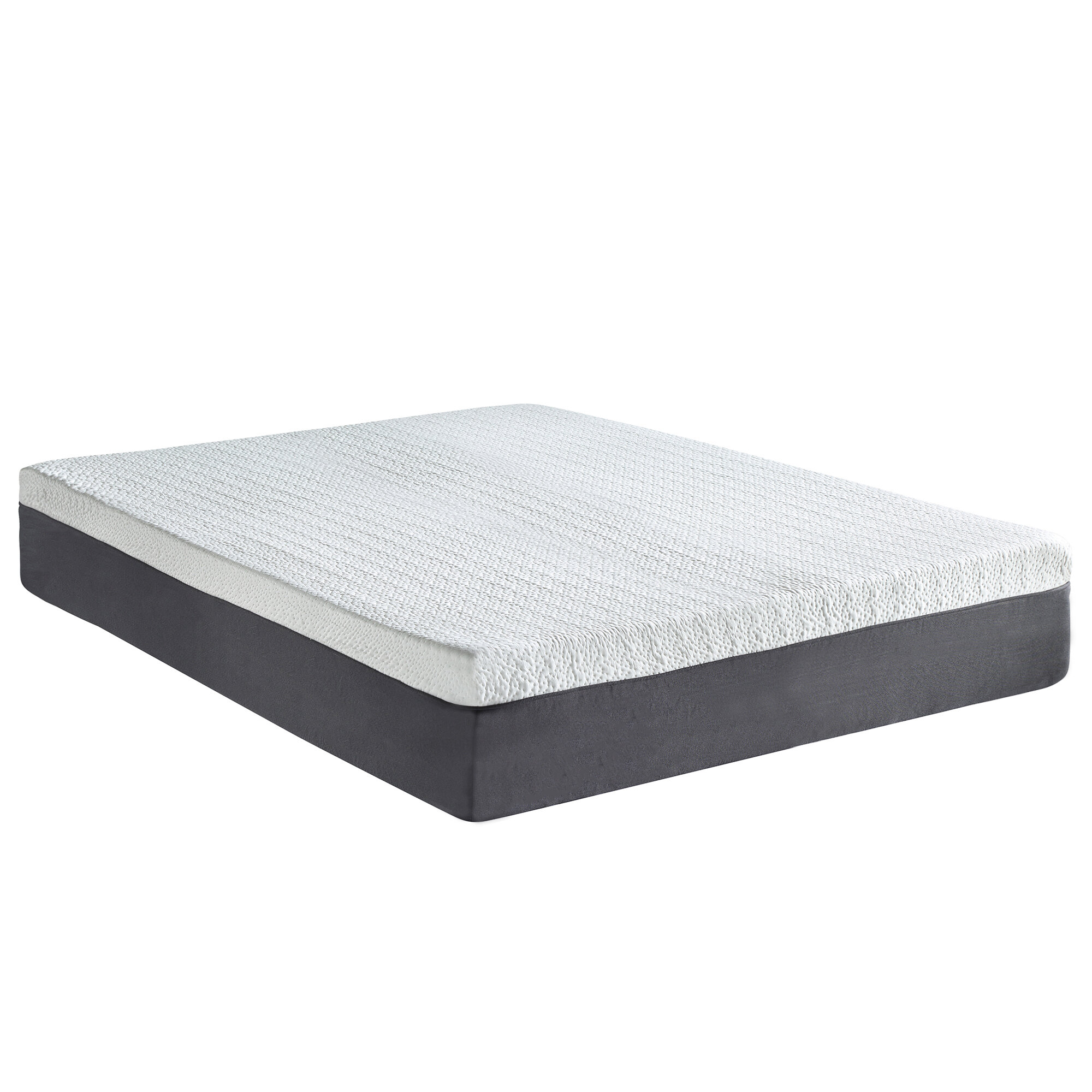 Ishaan 12 Medium Memory Foam Mattress Reviews Joss Main