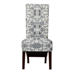 Audra Magic Fabric Parsons Chair (Set of 2) by Darby Home Co