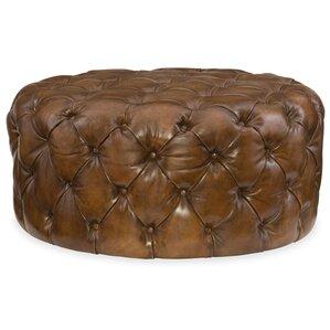 Hazel Round Ottoman by Hooker Furniture