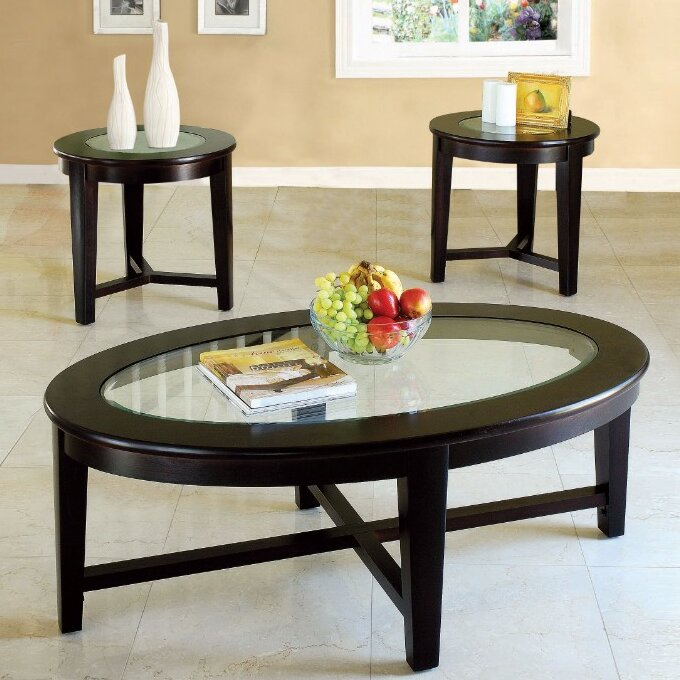 bd74688954548 Winston Porter Fortin Coffee and End Table Set