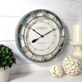 office large size floor clocks wayfair. Timeworn 11\ Office Large Size Floor Clocks Wayfair
