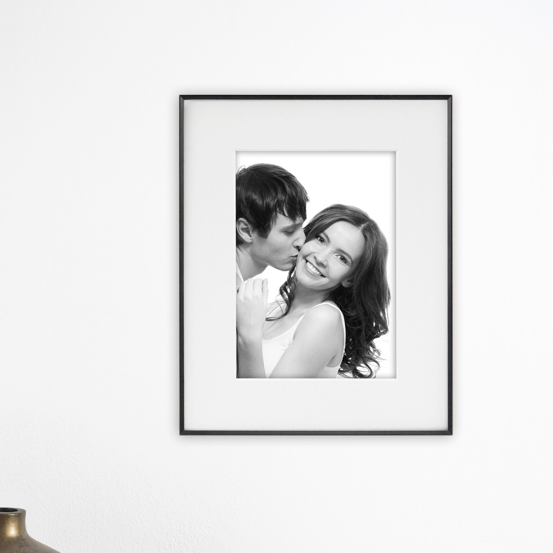 Framatic Fineline Mat Picture Frame & Reviews | Wayfair
