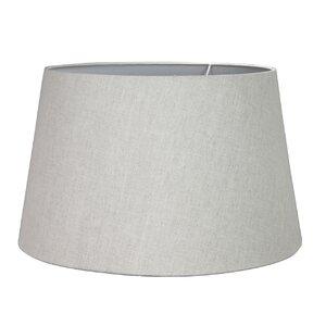 48cm Linen Drum Lamp Shade
