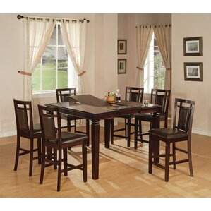 Gaby Counter Height Extendable Dining Tab..
