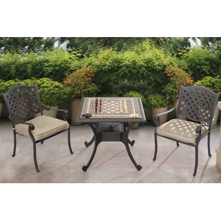 32  Greenhill Chess Table Set  sc 1 st  Wayfair & Chess Table Set | Wayfair