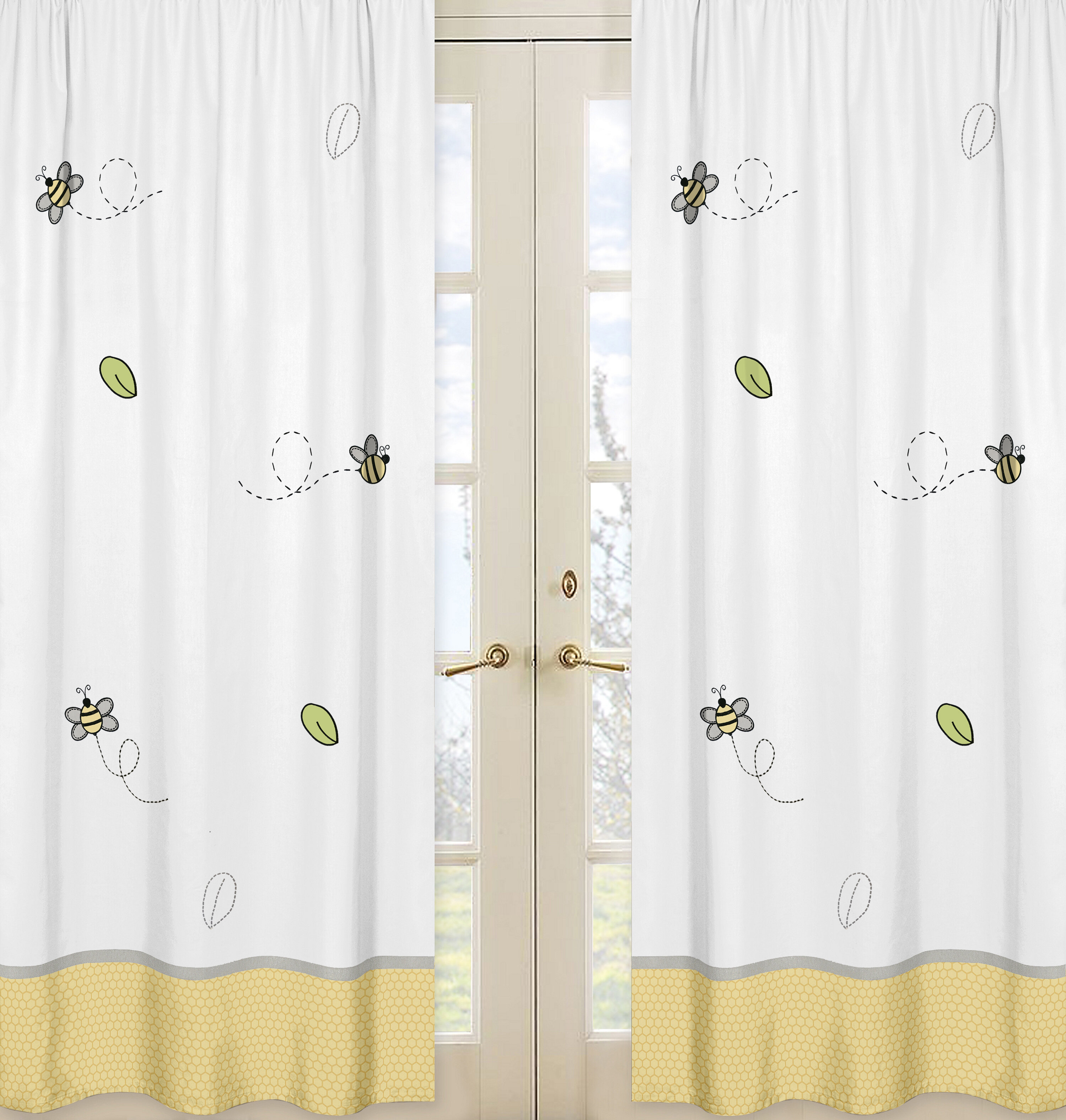 rod hardware at decorative set p bedroom lowes sabelle drapery inch rods shop curtains curtain accent