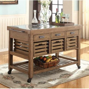 Bradner Kitchen Island
