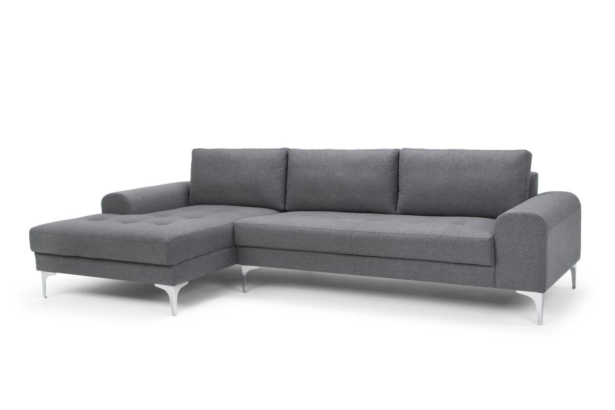 Modern Grey Sectionals