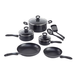 Comfort Grip 10 Piece Cookware Set
