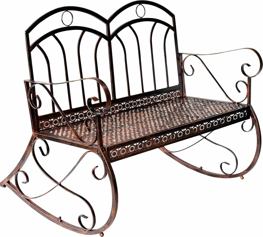 bel tage gleiterbank aus metall bewertungen. Black Bedroom Furniture Sets. Home Design Ideas