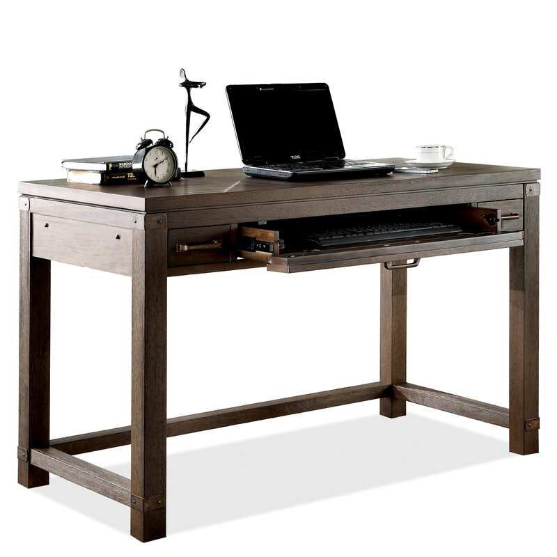 Beartree Computer Desk With Keyboard Tray