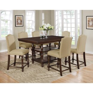 Heady 7 Piece Dining Set 2019 Coupon