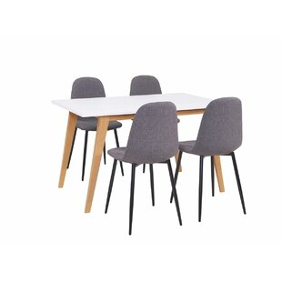 Eddie 5 Pieces Dining Set